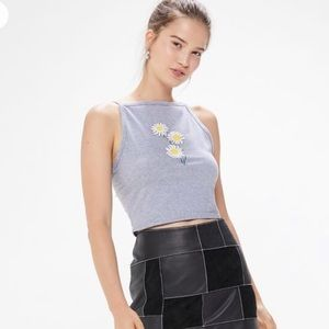 NTW Truly Madly Deeply Daisy Tank Top Size XS